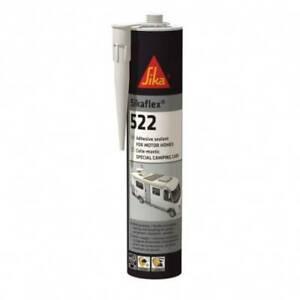 Sikaflex 522 White Adhesive & Sealant Caravan/Motorhome (New Sikaflex 512)
