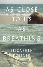 As Close to Us As Breathing by Elizabeth Poliner (2016, Hardcover)