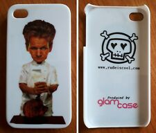 Cover Apple IPHONE 4s Gordon Ramsay HELL'S KITCHEN Original GLAM CASE Collection