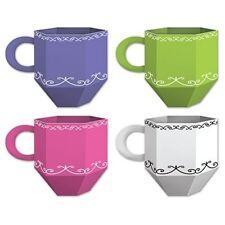 Alice in wonderland TEACUP FAVOR BOXES (3 COUNT) Princess Tea Party Decorations