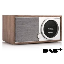 TIVOLI AUDIO MODEL ONE DIGITAL WALNUT RADIO FM-DAB-DAB+ CON BT GARANZIA UFFICIAL