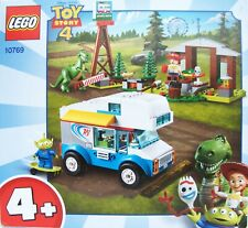 New Boxed LEGO Toy Story 4 Movie RV with Jessie, Alien, Rex and Forky – 10769.