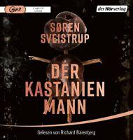 DER KASTANIENMANN - BARENBERG,RICHARD  2 MP3 CD NEW