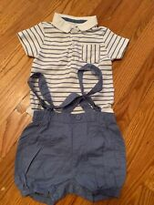next baby boy outfit 9-12 m