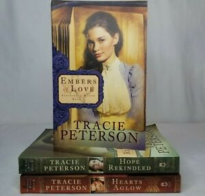 Striking A Match Complete Series Set Of 3 Books Peterson Historical Romance
