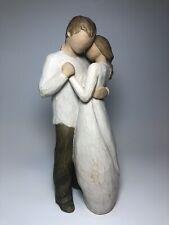 Demdaco Willow Tree - Promise - Man & Woman 8� Figurine - Lordi 2003