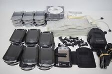 HP H3800 Lot of 13 iPaq Pocket PC PDA with Accessories
