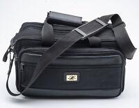 Royal Kameratasche Fototasche Schultertasche camera bag Schwarz black universal