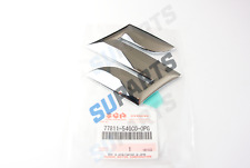 Genuine Suzuki Swift Alto *FRONT* Grille Chrome Badge Emblem 77811-54GC0-0PG