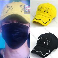 Kpop GOT7 Baseball Cap Bambam Airport Snapback Bigbang GD G-DRAGON Hiphop Hat