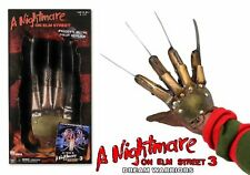 NECA Nightmare On Elm Street Freddy Krueger Replica Glove LTD STOCK