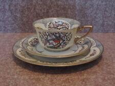 ✿ Rosenthal Ivory Sammelgedeck Paradiesvogel Teegedeck Teller Tasse Tee Kaffee✿