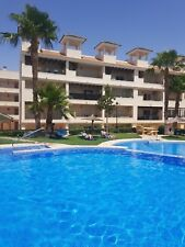 2 bed 2 bath apartment Orihuela Costa Spain Beach,Communal pool, Gym, Sauna Golf