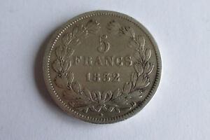 France 5 Francs 1832 D