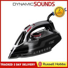 Russell Hobbs 20630 Power Steam Ultra Steam Iron 3100 Watt Black