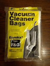Eureka Upright F&G Vacuum Bags 3 pack Fits Singer Type Sub-1 & Kenmore 5062