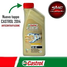 OLIO MOTORE CASTROL EDGE 5W40 TD TITANIUM C3 BMW 04 VW 50500 50501 MB 229.31
