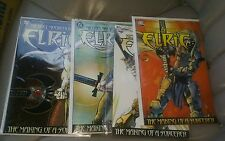 Elric: The Making of a Sorcerer (2004) #1-4 First Prints Complete Mini Series vf