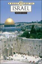 Book A Brief History of Israel by Bernard Reich 2008 Paperback Revised