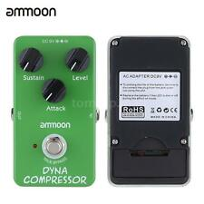 Unbranded Guitar Compressor & Sustainer Pedals