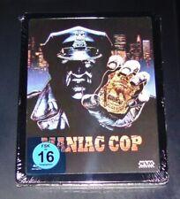 Maniac Cop Limited Futurepak Edition with Lenticular Card Blu Ray Nip