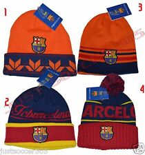fc barcelona beanie official winter skull cap hat authentic messi 10 official 19