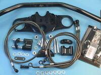 ABM Superbike Lenker-Kit Honda CBR 1000 RR (SC57) | 04-07 | schwarz