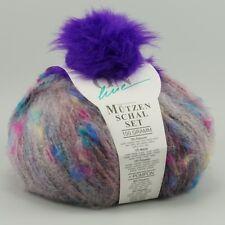 MÜTZEN SCHAL SET von ONline - Farbe 0009 - 100 g / ca. 200 m Wolle