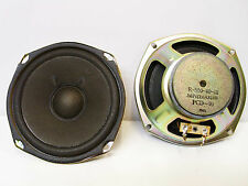 "Pair Full Range Speakers - 5"" PCD-91 - R500-40-02  - Replacement Vintage Parts"