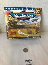 Military Micro Machines X-Flyers #22 NEW 1996 War Series