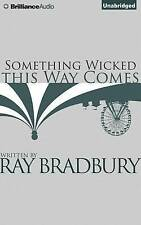 Something Wicked This Way Comes by Ray D Bradbury (CD-Audio, 2014)