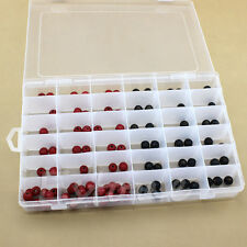 36 Grid / Slot Plastic Jewelry Adjustable Box Case Organizer Storage Craft Beads