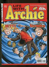 LIFE WITH ARCHIE MAGAZINE #15 VERY FINE 8.0 2012 ARCHIE COMIC PUBLICATIONS