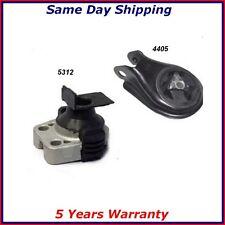 Transmission Motor Mounts  Set Kit For 04/13 Mazda 3, Ford 2.0L2.5L