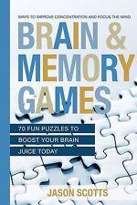 Denksport & Gedächtnisspiele