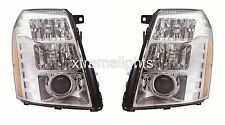CADILLAC ESCALADE 2009 2010 PAIR LEFT RIGHT HID XENON BULBS HEADLIGHTS HEAD LAMP