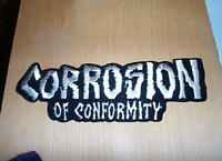 CORROSION OF CONFORMITY Vintage Embroidered Patch- LAST ONE