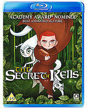 SECRET OF KELLS NEW DVD