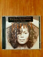 Janet by Janet Jackson Music CD