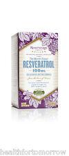 Authentic Reserveage Resveratrol 60 vcaps