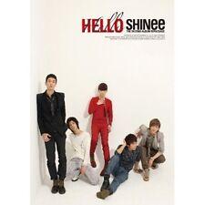 SHINee [HELLO] 2nd Repackage Album CD+Photo Booklet K-pop Sealed