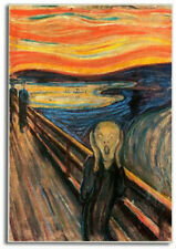 The Scream, Edward Munch, Painting, Art, Magnet 2 x 3 Fridge Magnet A215