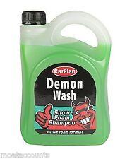 Coche Plan lavado Nieve Espuma Shampoo 2 Litros [ cdw201 ] Demonio Shine activo de espuma