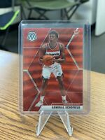 2019-2020 Panini Mosaic Basketball Admiral Schofield RC Tmall Red Wave
