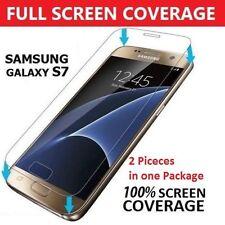 2PC Panzerglas Samsung S7 Schutzfolie für Galaxy S7 Panzerglasfolie 9H Glas