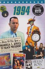 24174 1994 DVD CARD DVDCARD BIRTHDAY GREETING HISTORY