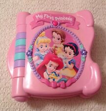 A-Z Storybook - Disney Princesses, 87911, 3 Fun Ways to Play, Question & Answers