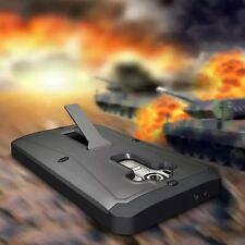 BLACK Heavy Duty Hybrid Tuff Tank Armor Hard Case Protective Cover For LG G4