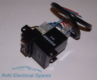 CLASSIC / KIT CAR Hazard Warning Light Switch KIT COMPLETE with bracket