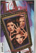 DYNAMITE COMICS CHARMED #2 APRIL 2017 VARIANT B 1ST PRINT NM